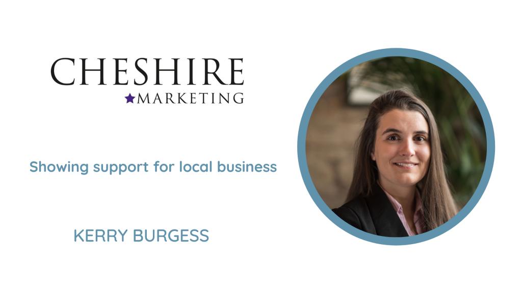 Cheshire Marketing collaboration with Mockingbird Copywriting Stockport