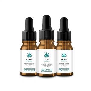 Leaf Organics CBD Products