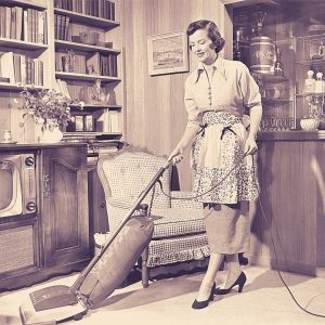 How a broken vacuum cleaner is like writer's block