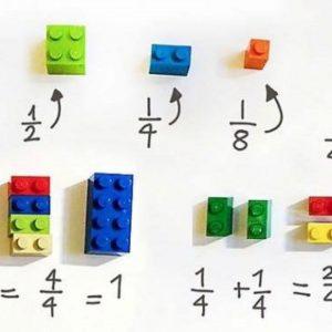 Lego maths activity by Parent Concern