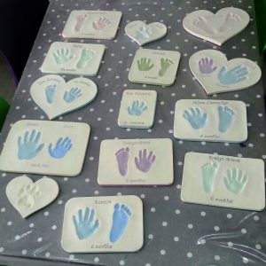 Imprints from Create It Cafe Cheadle