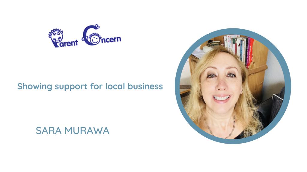 Sara Murawa from parent Concern Stockport